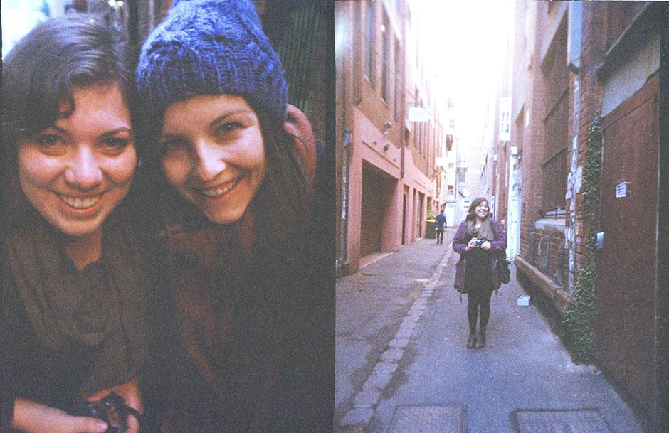 Rachel Walker. Melbourne 02