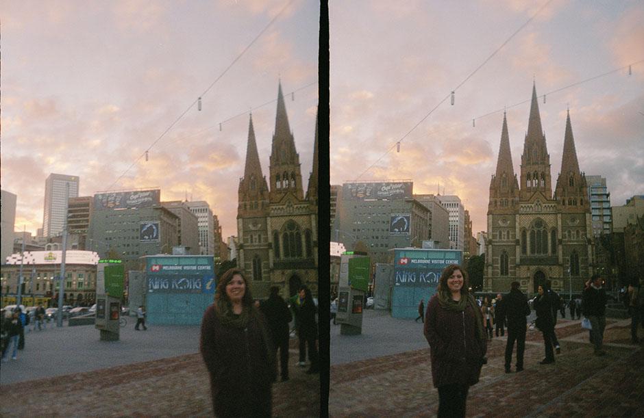 Rachel Walker. Melbourne 07