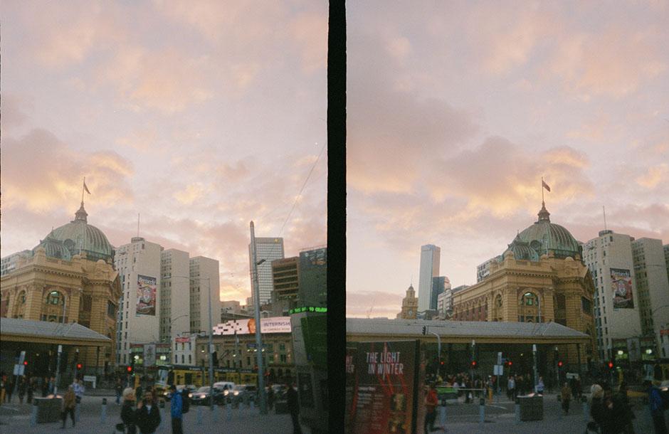 Rachel Walker. Melbourne 08