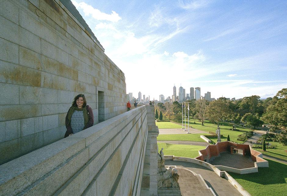 Rachel Walker. Melbourne 17