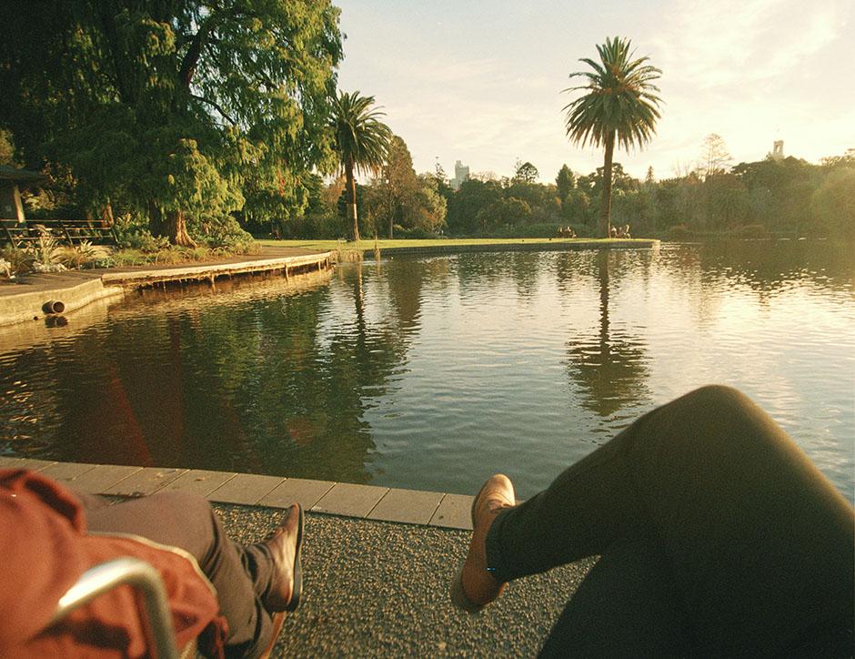 Rachel Walker. Melbourne 21