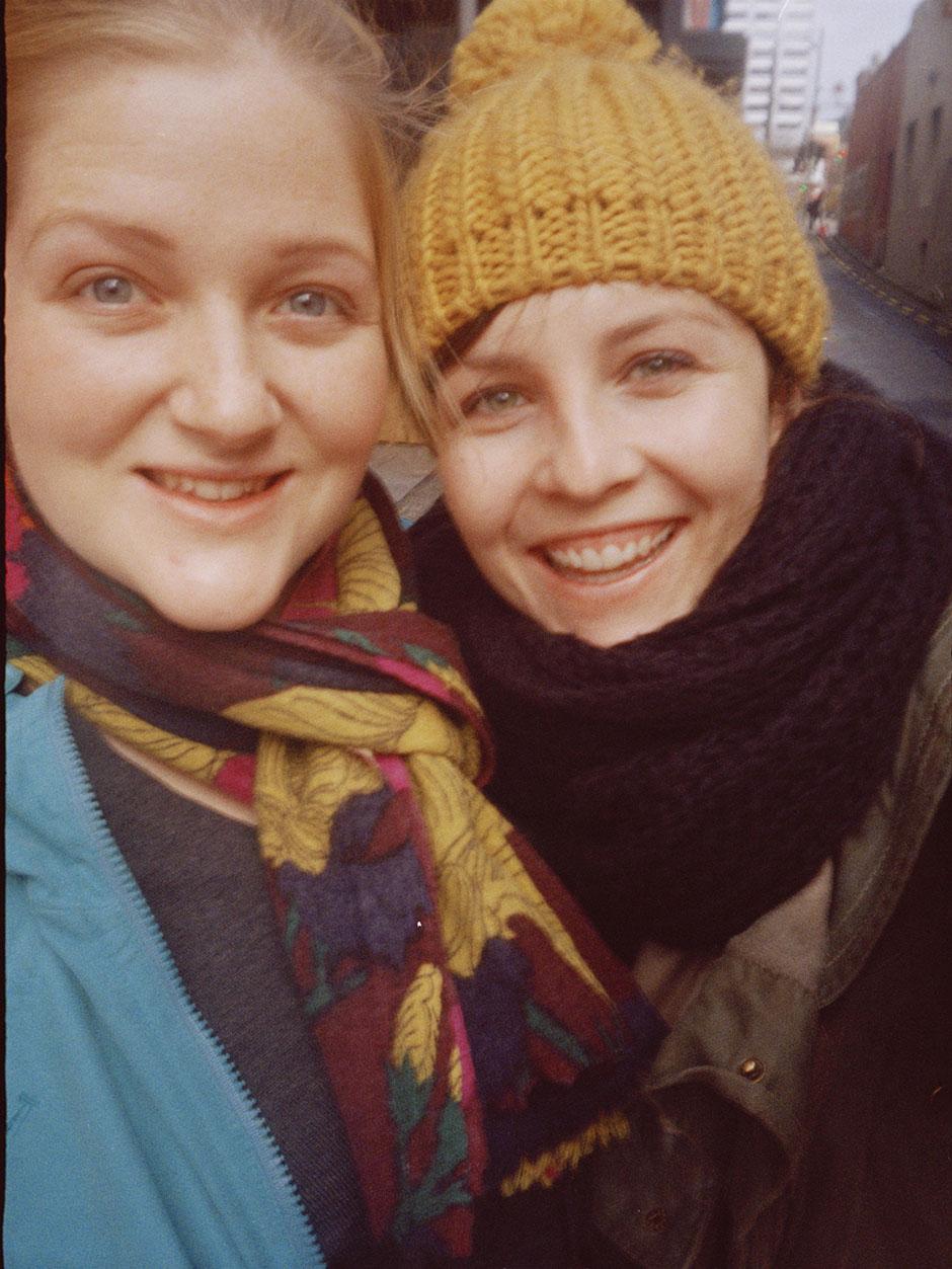 Rachel Walker. Golden Half - Wellington 09