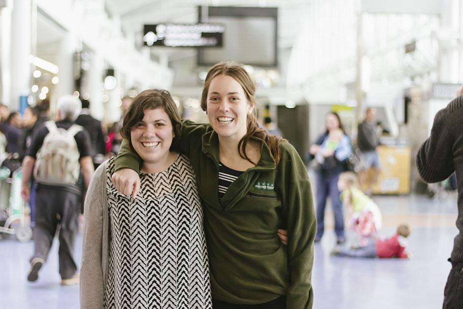 Rachel Walker. Anna-Ruth's Last Day in New Zealand. 10