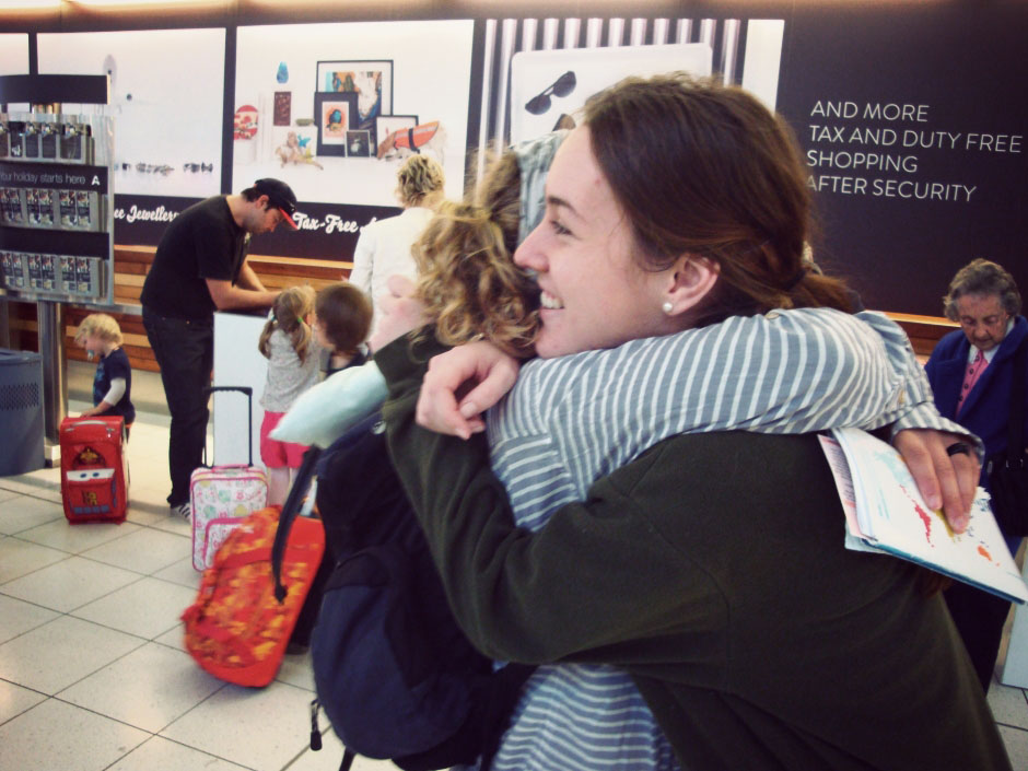 Rachel Walker. Anna-Ruth's Last Day in New Zealand. 14