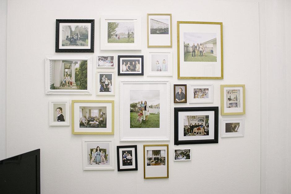 Rachel Walker - grad show installation 4
