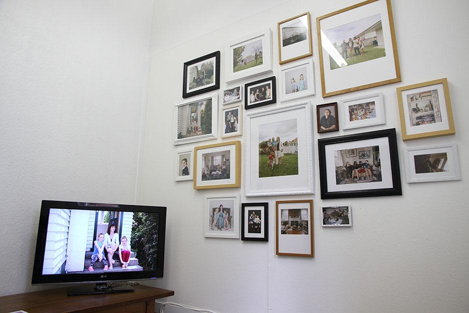 Rachel Walker - grad show installation 5