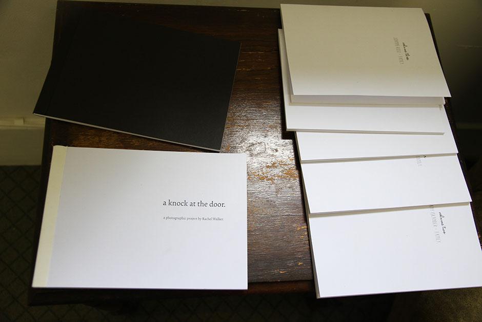 Rachel Walker - grad show installation 8