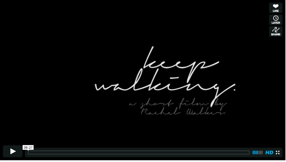 Rachel Walker. Keira Radice's story - Keep Walking 3