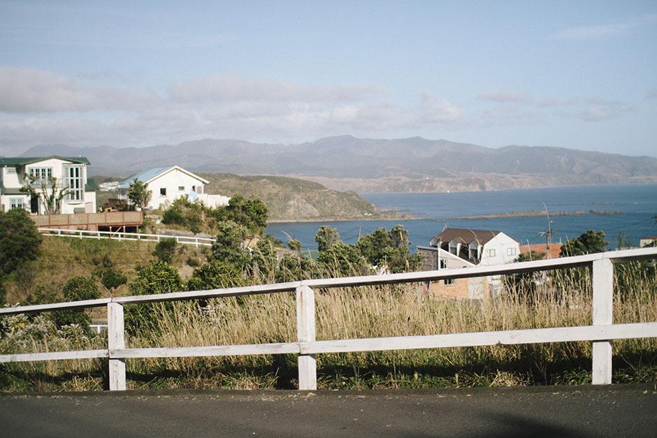 Rachel Walker. Location Scouting. Wellington, New Zealand. 04