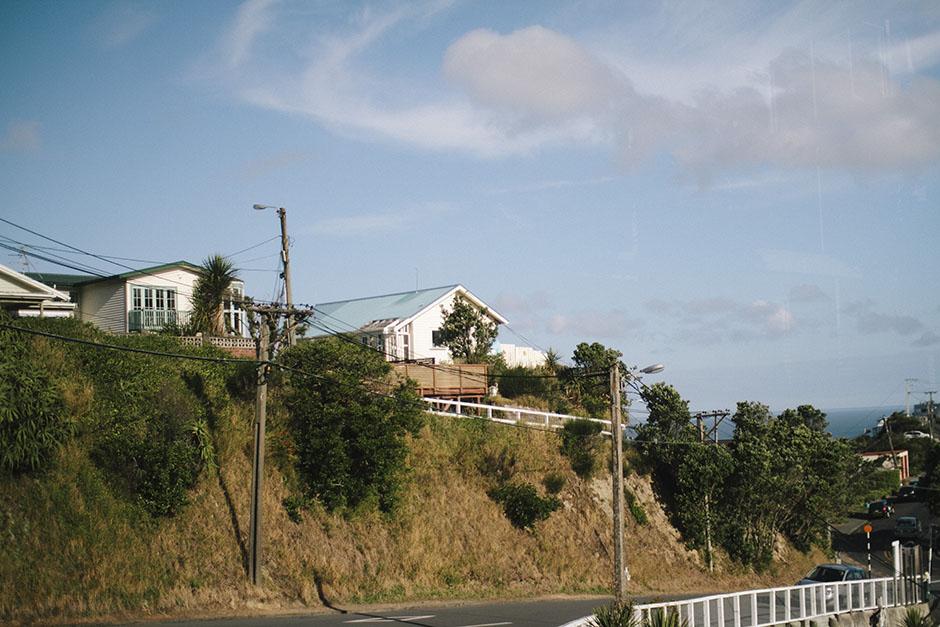 Rachel Walker. Location Scouting. Wellington, New Zealand. 05