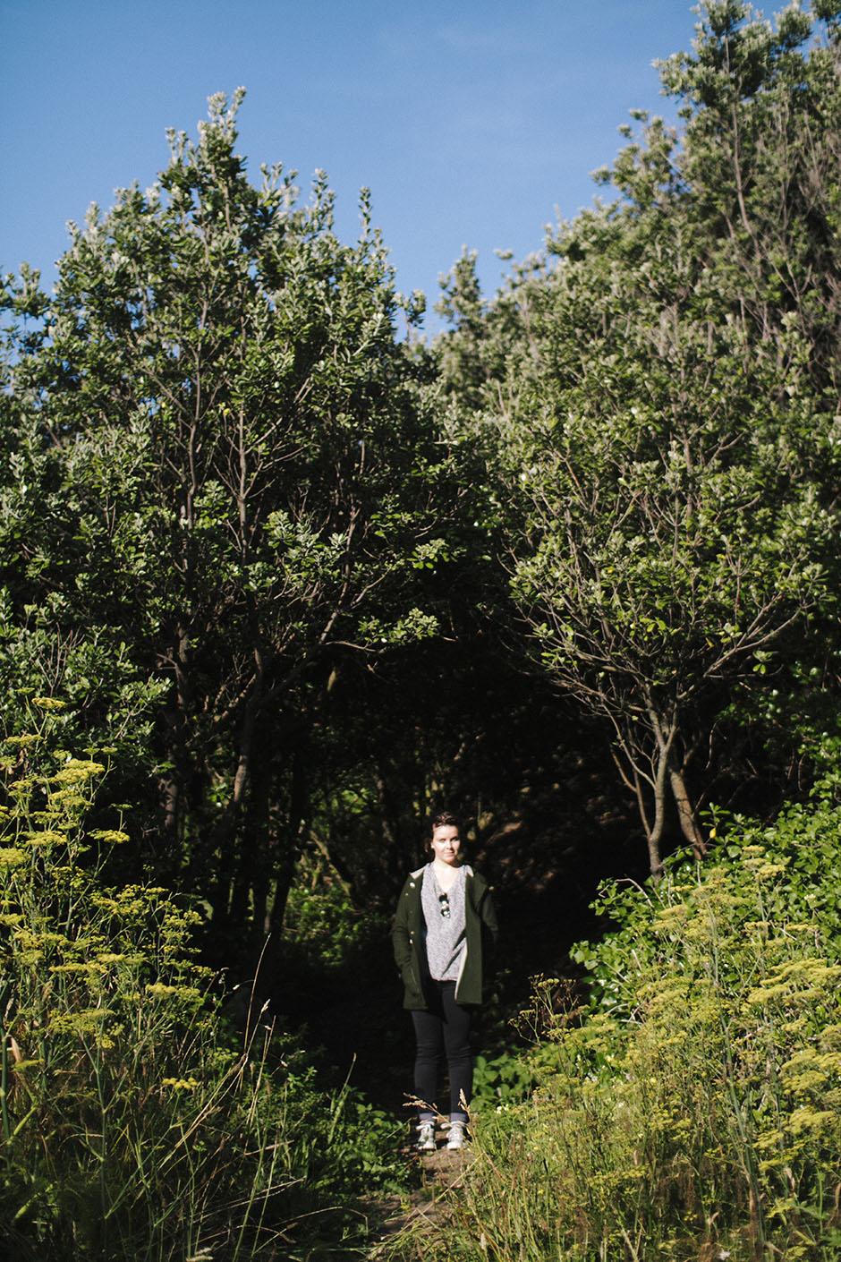 Rachel Walker. Location Scouting. Wellington, New Zealand. 07