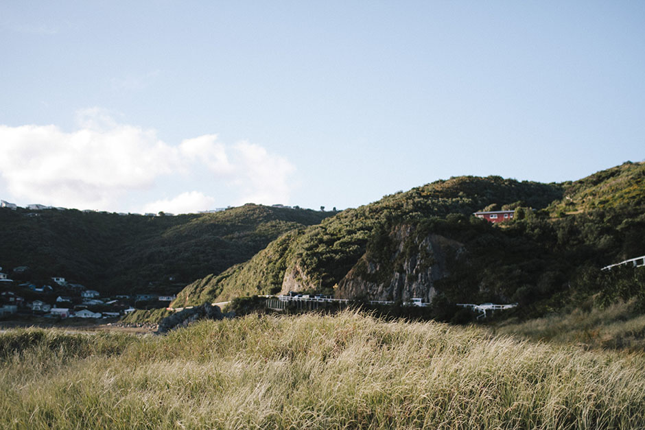 Rachel Walker. Location Scouting. Wellington, New Zealand. 10