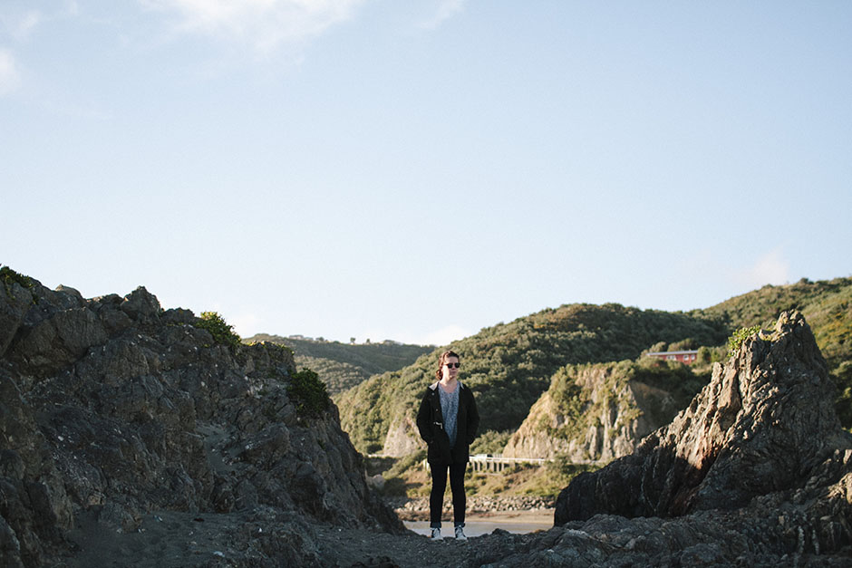 Rachel Walker. Location Scouting. Wellington, New Zealand. 14