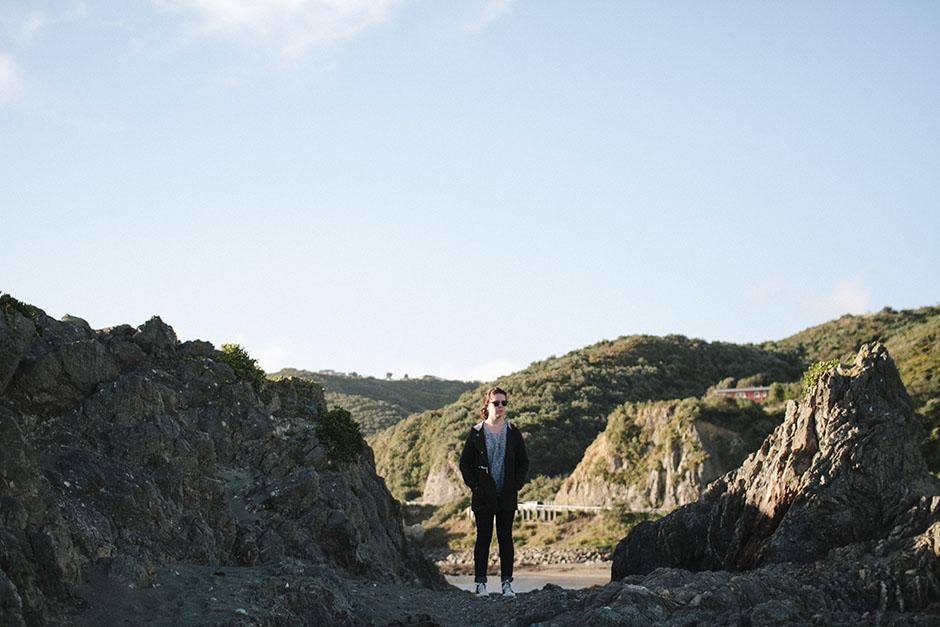 Rachel Walker. Location Scouting. Wellington, New Zealand. 14