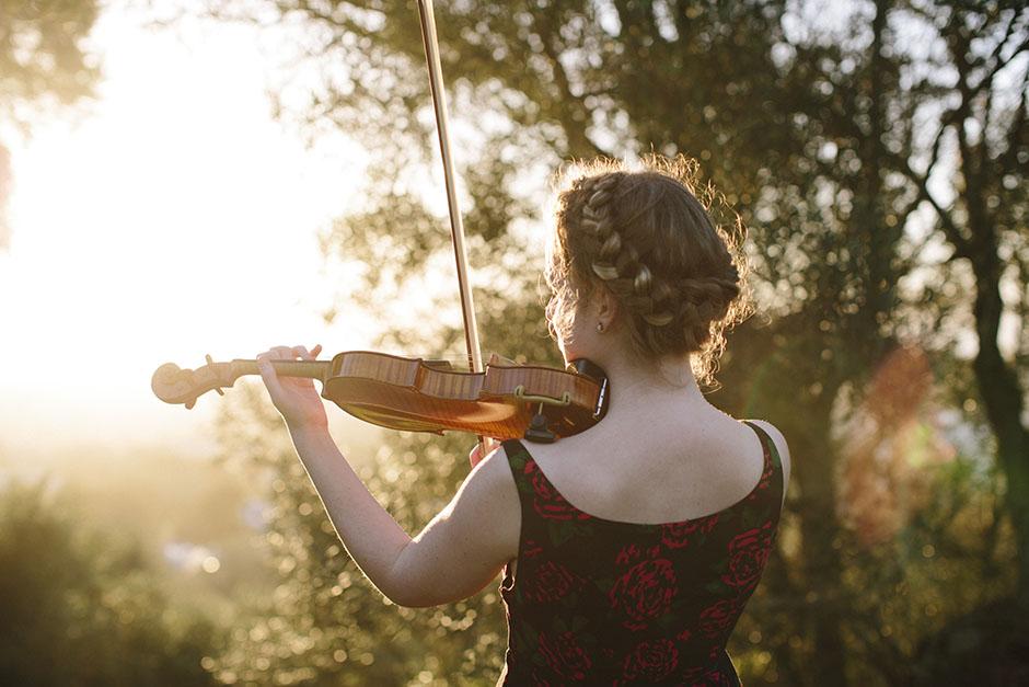 Rachel Walker. Olivia Francis, Violinist. Auckland, New Zealand.02