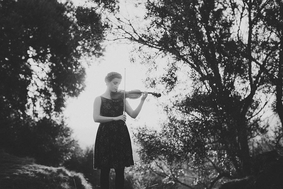 Rachel Walker. Olivia Francis, Violinist. Auckland, New Zealand.04
