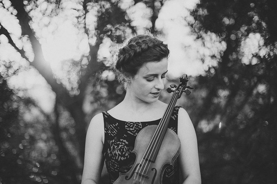 Rachel Walker. Olivia Francis, Violinist. Auckland, New Zealand.11