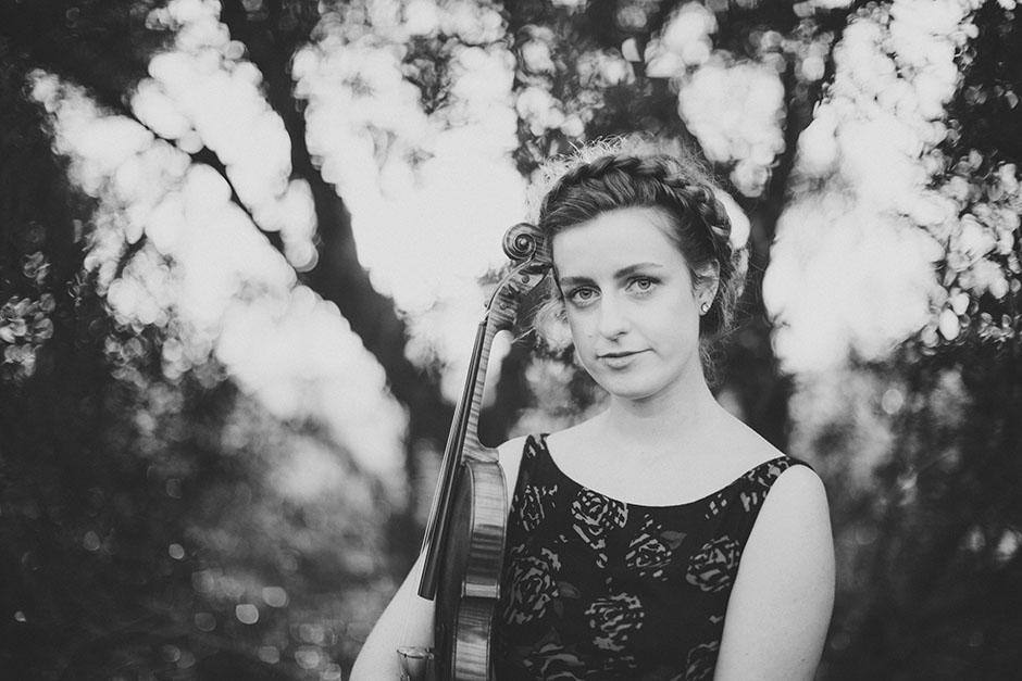Rachel Walker. Olivia Francis, Violinist. Auckland, New Zealand.15
