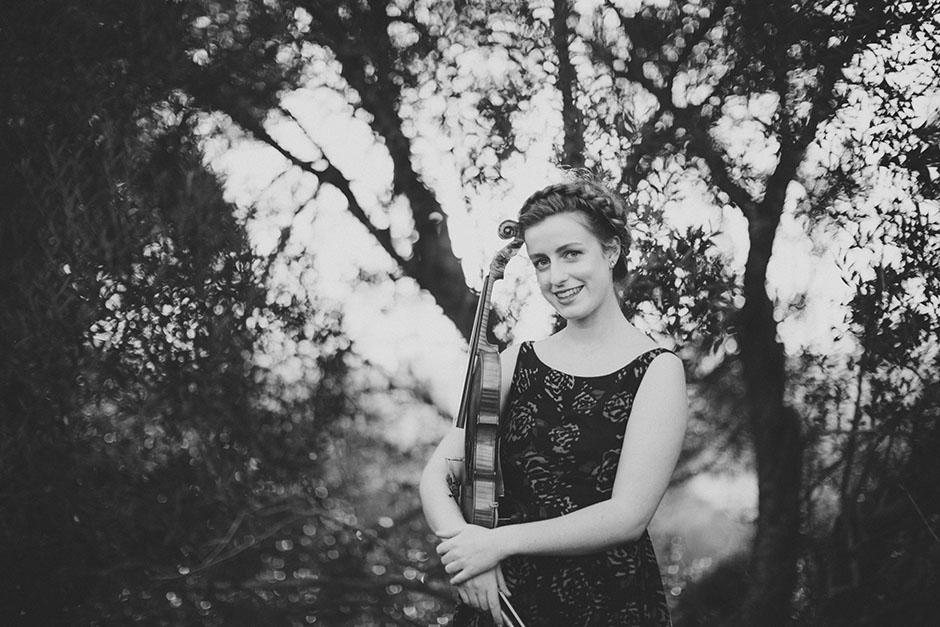 Rachel Walker. Olivia Francis, Violinist. Auckland, New Zealand.17