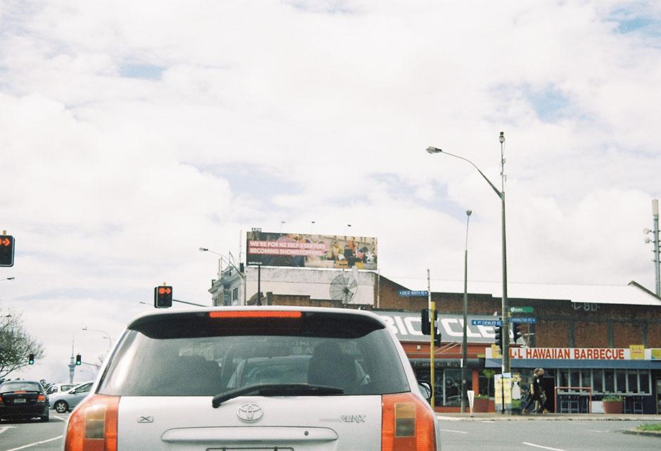 Rachel Walker. Test Film. Pentax K1000. Auckland, New Zealand.14
