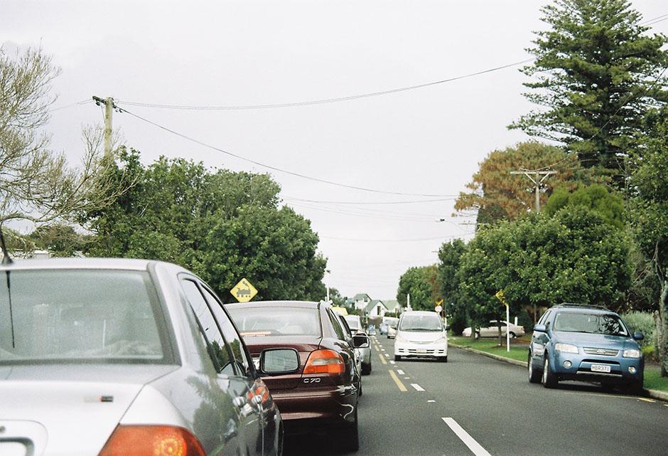 Rachel Walker. Test Film. Pentax K1000. Auckland, New Zealand.16