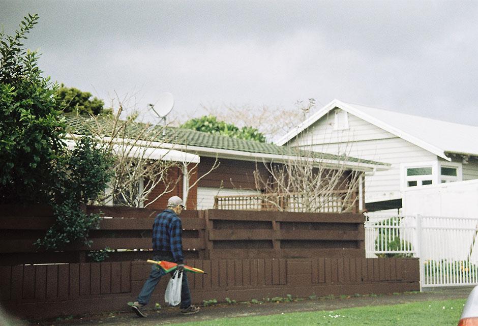 Rachel Walker. Test Film. Pentax K1000. Auckland, New Zealand.18