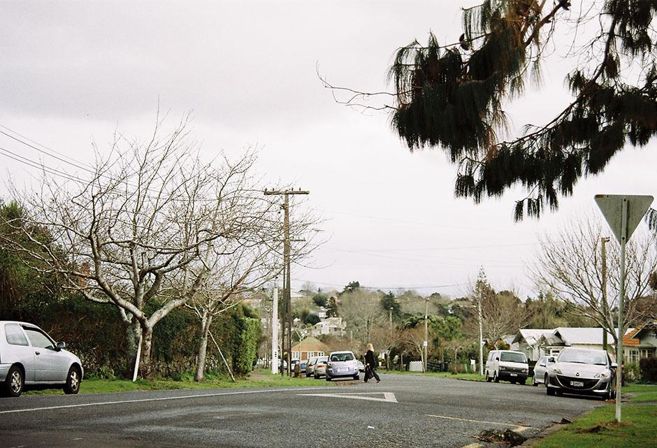 Rachel Walker. Test Film. Pentax K1000. Auckland, New Zealand.20