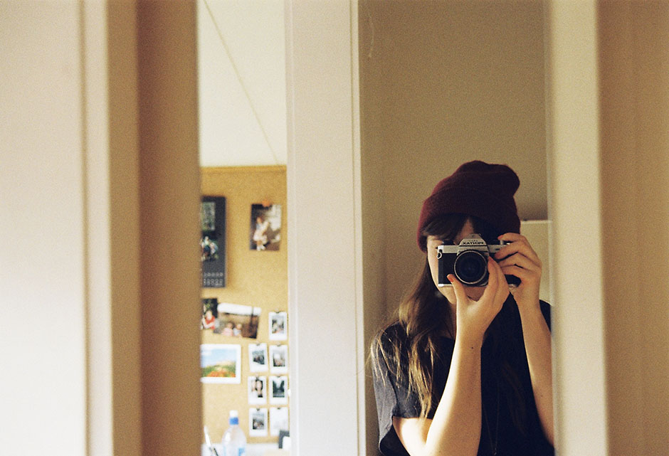 Rachel Walker. Test Film. Pentax K1000. Auckland, New Zealand.22