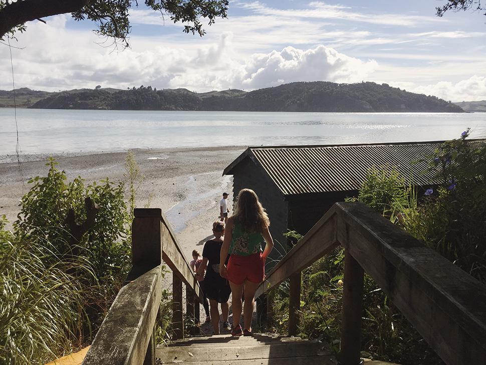 Rachel Walker, Auckland, New Zealand